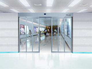 Emergency Evacuation Automatic Door